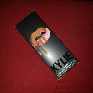 Hazel Kylie cosmetics lip kit